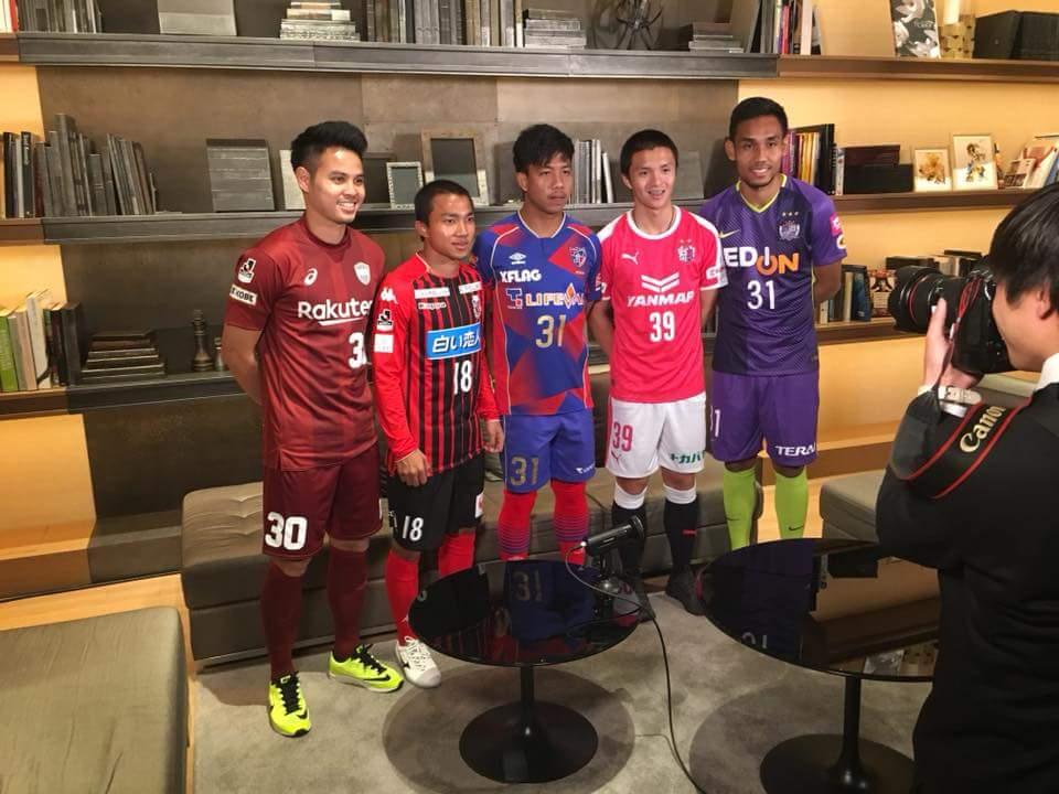 Trực tiếp J-League 1 2018 trên kênh nào?