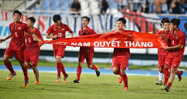 ĐT U16 Việt Nam công bố danh sách tham dự giải U16 Quốc tế Nhật Bản-ASEAN 2018