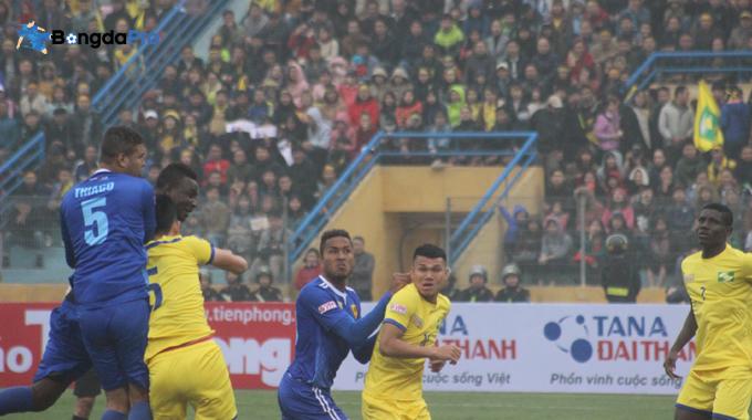 Giành Siêu Cúp Việt Nam, Quảng Nam vẫn không đặt mục tiêu cao ở V-League 2018