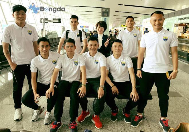 FLC Thanh Hóa quyết đòi lại ngôi đầu bảng G ở AFC Cup 2018