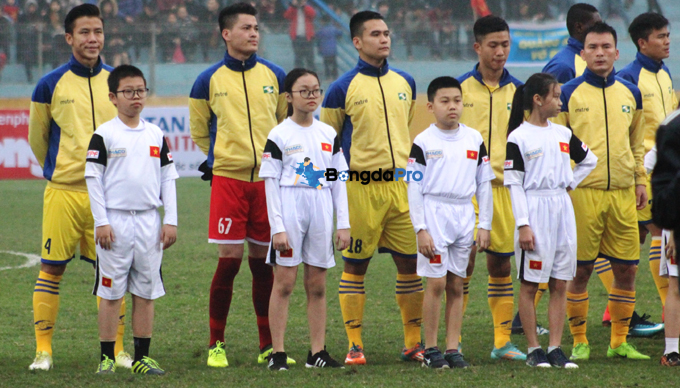 Lịch thi đấu SLNA vs Johor Darul Ta'zim, vòng bảng AFC Cup 2018