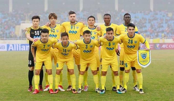 Lịch thi đấu Yangon United vs FLC Thanh Hóa, vòng bảng AFC Cup 2018