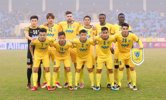 Kết quả Yangon United 2-1 FLC Thanh Hóa: Bảng G - AFC Cup 2018
