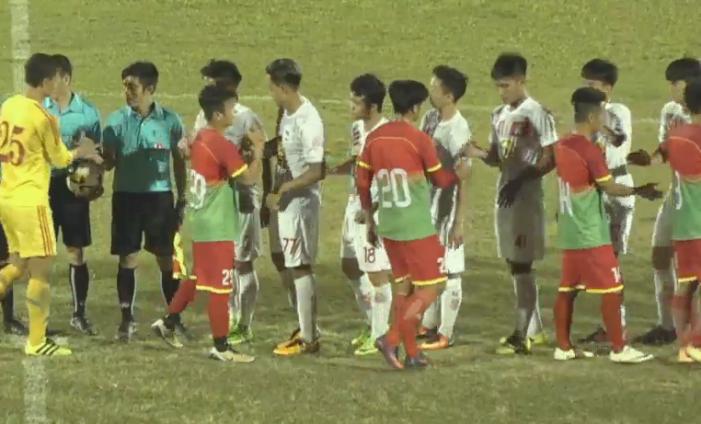 Kết quả Bình Phước 0-2 HAGL: Dàn sao U23 giúp đội bóng phố núi thắng trận 'tân niên'