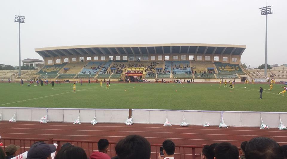 Lịch thi đấu lượt đi V-League 2018 đầy đủ