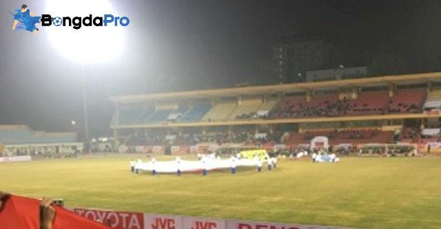 Sân vận động V-League 2018: Sân Hàng Đẫy