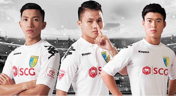 Lịch thi đấu lượt đi V-League 2018 của Hà Nội FC