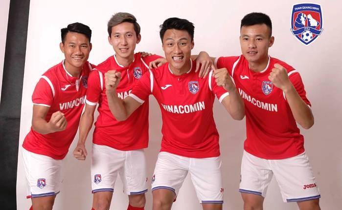 Mất nhiều trụ cột, Than Quảng Ninh vẫn đặt tham vọng lớn tại V-League 2018