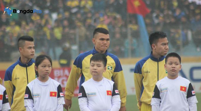 Lịch thi đấu lượt đi V-League 2018 của SLNA