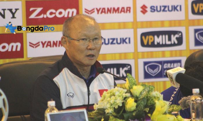 HLV Park Hang-seo đích thân dự khán VCK U19 Quốc gia 2018