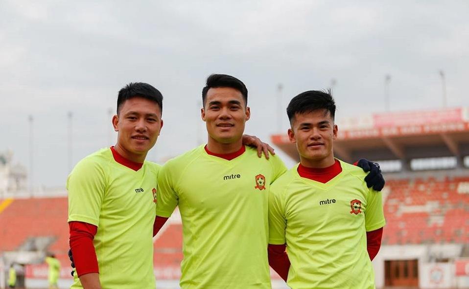 Danh sách cầu thủ CLB Hải Phòng tham dự V League 2018