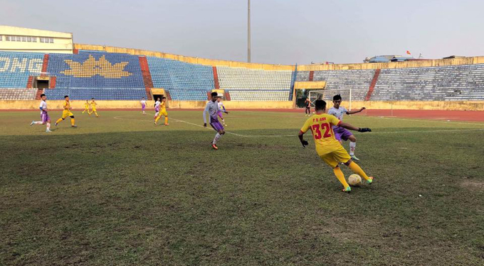 Lịch thi đấu lượt đi V-League 2018 của CLB Nam Đinh