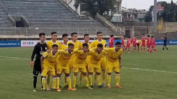 Bảng xếp hạng U19 Quốc gia 2018 mới nhất: U19 Hà Nội đứng đầu bảng A