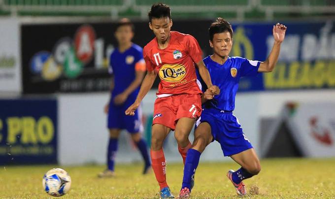 Lịch thi đấu VCK U19 Quốc gia 2018 hôm nay 7/3: U19 HAGL vs U19 Đồng Nai