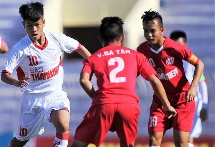 TRỰC TIẾP U19 Huế vs U19 TP.HCM, 17h15 ngày 8/3, bảng A VCK U19 Quốc gia 2018