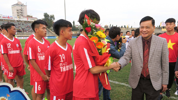 Lịch thi đấu VCK U19 Quốc gia 2018 hôm nay 8/3: U19 Thừa Thiên Huế vs U19 TP.HCM