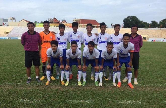Nhận định U19 Huế vs U19 TP.HCM (17h15 ngày 8/3)