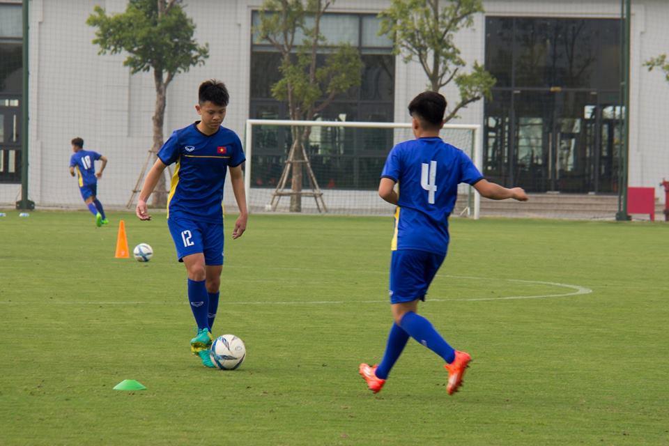 Trực tiếp U16 Việt Nam vs U16 Miyazaki, 08h30 ngày 9/3