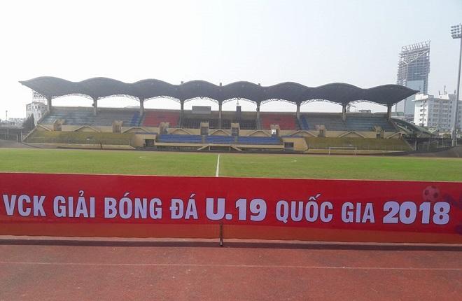 Bảng xếp hạng VCK U19 Quốc gia 2018 hôm nay 8/3: U19 Hà Nội vẫn là số 1