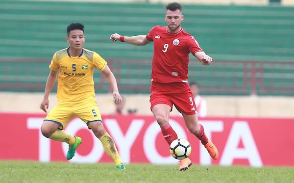 Bảng xếp hạng AFC Cup 2018