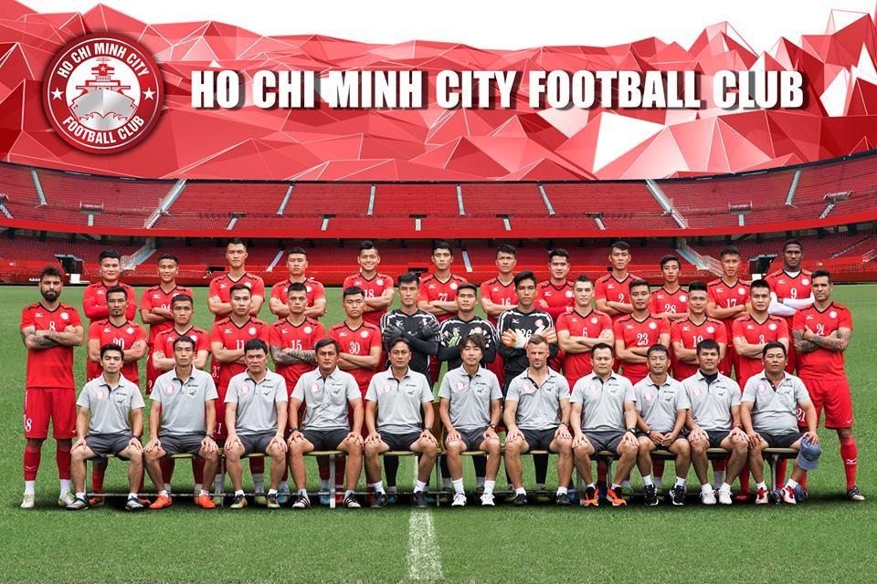 CLB TP. HCM công bố giá vé sân Thống Nhất ở V League 2018