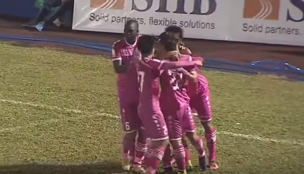 Kết quả Quảng Nam vs Sài Gòn, vòng 1 V-League 2018