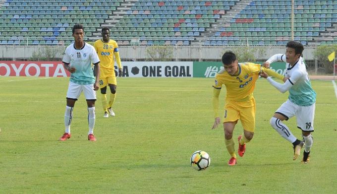 Video bàn thắng  FLC Thanh Hóa vs Bali United (Bảng G-AFC Cup 2018)