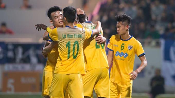 Lịch thi đấu FLC Thanh Hóa vs TP.HCM, vòng 2 V League 2018