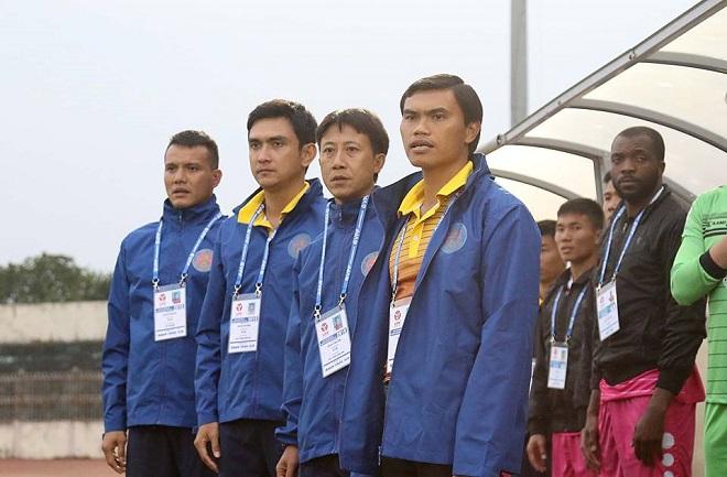Sài Gòn FC lại gây sốc với các đối thủ ở V-League 2018