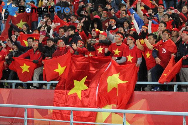 Bảng xếp hạng ĐT Việt Nam tại vòng loại Asian Cup 2019