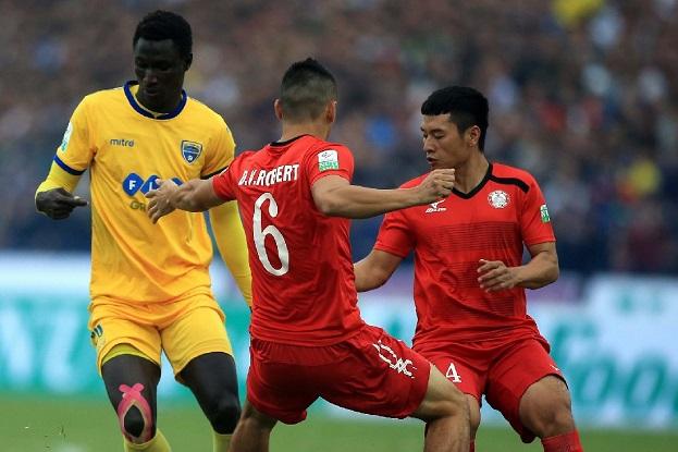 Dự đoán Sài Gòn FC vs TP HCM, 18h00 ngày 22/3 (Vòng 3 V-League 2018)