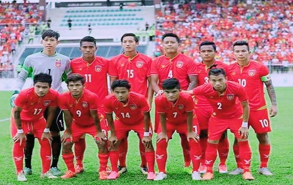 Trực tiếp Kyrgyzstan vs Myanmar, 13h00 ngày 22/3 (Vòng loại Asian Cup 2019)