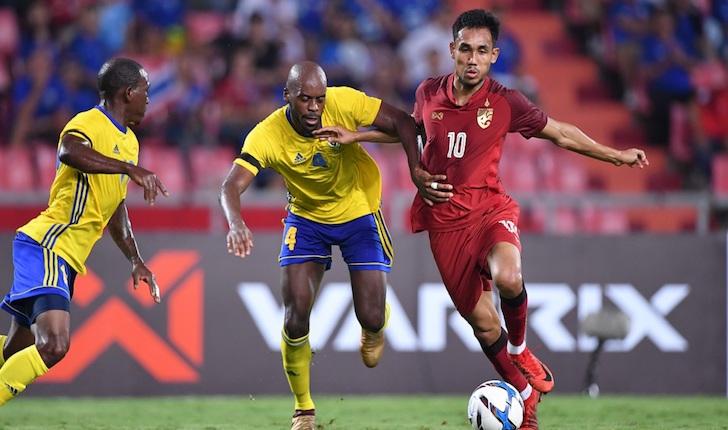 Lịch thi đấu chung kết King's Cup 2018: Thái Lan vs Slovakia