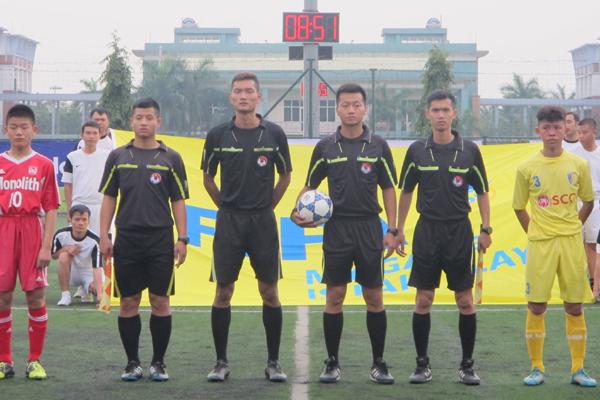 Lịch thi đấu giải giao hữu quốc tế U15 Việt Nam - Nhật Bản 2018
