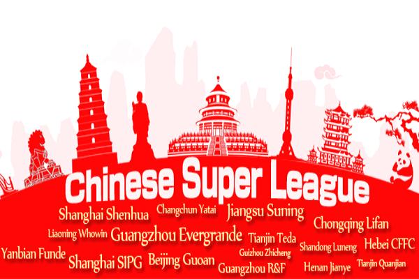 Bảng xếp hạng giải VĐQG Trung Quốc Chinese Super League 2018