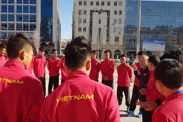 Đội hình dự kiến ĐT Việt Nam gặp Jordan, 22h00 ngày 27/3 (vòng loại Asian Cup 2019)