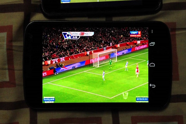 Xem bóng đá trực tiếp giao hữu Pháp vs Italia bằng Sopcast