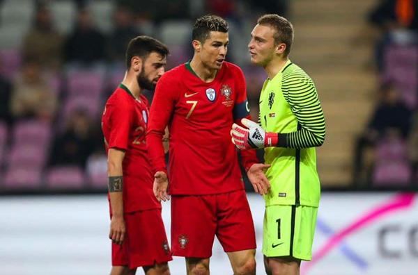 Kết quả Hà Lan 3-0 Bồ Đào Nha: Ronaldo lép vế trước 'hàng thải' của MU