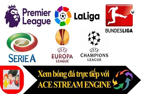 Xem bóng đá trực tuyến chung kết Cúp FA MU vs Chelsea (23h15 ngày 19/5) bằng Acestream