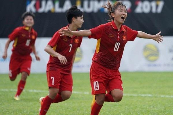 Lịch thi đấu VCK nữ châu Á 2018 của ĐT nữ Việt Nam