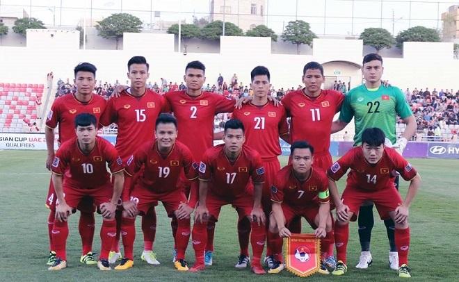 Hàng thủ ĐT Việt Nam khiến châu Á kinh ngạc ở vòng loại Asian Cup 2019