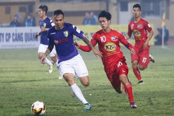 Lịch thi đấu Hà Nội FC vs HAGL – Vòng 3 V.League 2018