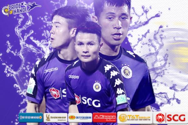 TRỰC TIẾP B. Bình Dương vs Hà Nội FC, 17h ngày 1/4, vòng 4 V-League 2018