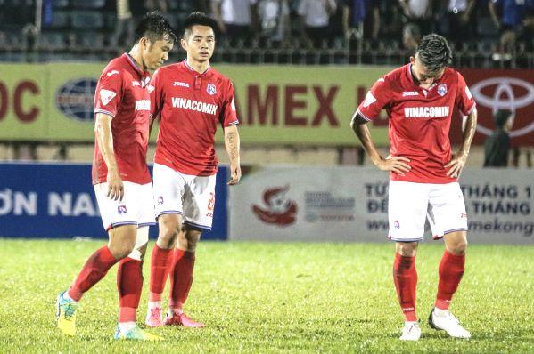 TRỰC TIẾP Than Quảng Ninh vs Quảng Nam, 16h30 ngày 01/04, vòng 4 V.League 2018