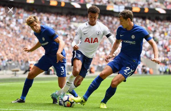 Lịch thi đấu bóng đá hôm nay 01/04: Chelsea vs Tottenham