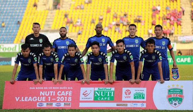 Dự đoán B.Bình Dương vs Hà Nội FC, 17h00 ngày 1/4 (Vòng 4 V-League 2018)