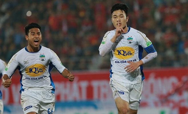 Video bàn thắng vòng 4 V-League 2018: HAGL 3-2 Nam Định