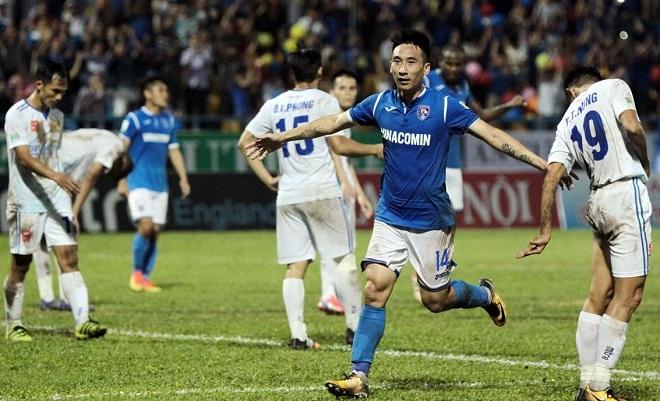 Bảng xếp hạng V-League 2018 sau vòng 4: Than Quảng Ninh vô đối