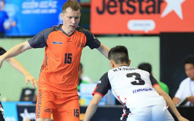 Xem trực tiếp Giải vô địch Futsal Việt Nam - VFL 2018 ở đâu?