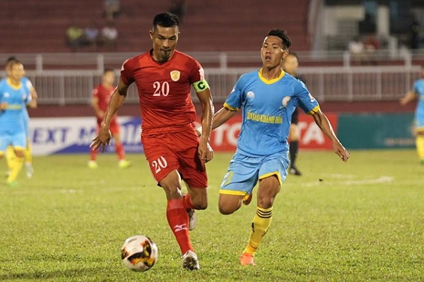 Video xem lại TP.HCM 1-0 Sanna Khánh Hòa: Chiến thắng
